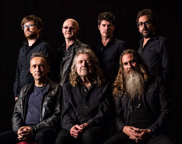Robert Plant & The Sensational Space Shifters. Foto: PR