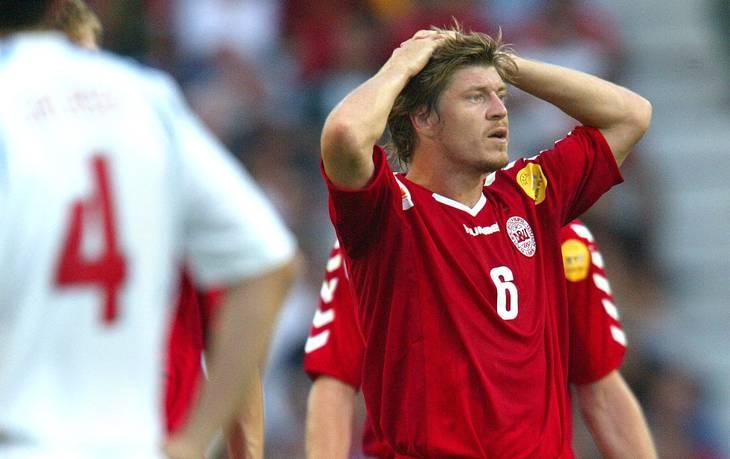 Danskerne tjekkede ud i kvartfinalen. Foto: Lars Poulsen