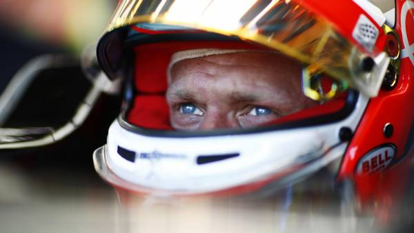 Kevin Magnussen scorede point i Baku, hvor det blev til en 7. plads. Foto: All Over Press