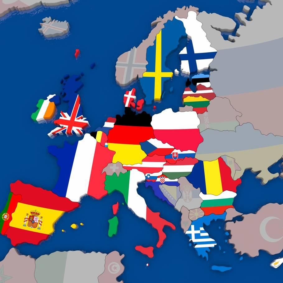 hvor mange medlemslande er der i eu