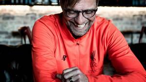 Jürgen Klopp besøgte tirsdag København i forbindelse med en reklamefilm for Carlsberg. Han er meget 'forelsket' i Christian Eriksen og var tæt på at hente ham til Dortmund. I dag er det ikke længere realistisk at få ham til Liverpool. Foto: Linda Johansen