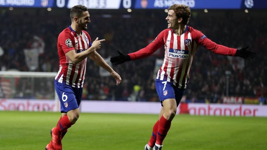 Atlético Madrid og Borussia Dortmund er begge videre fra gruppe A i Champions  League. Foto f7d24fc39c40b