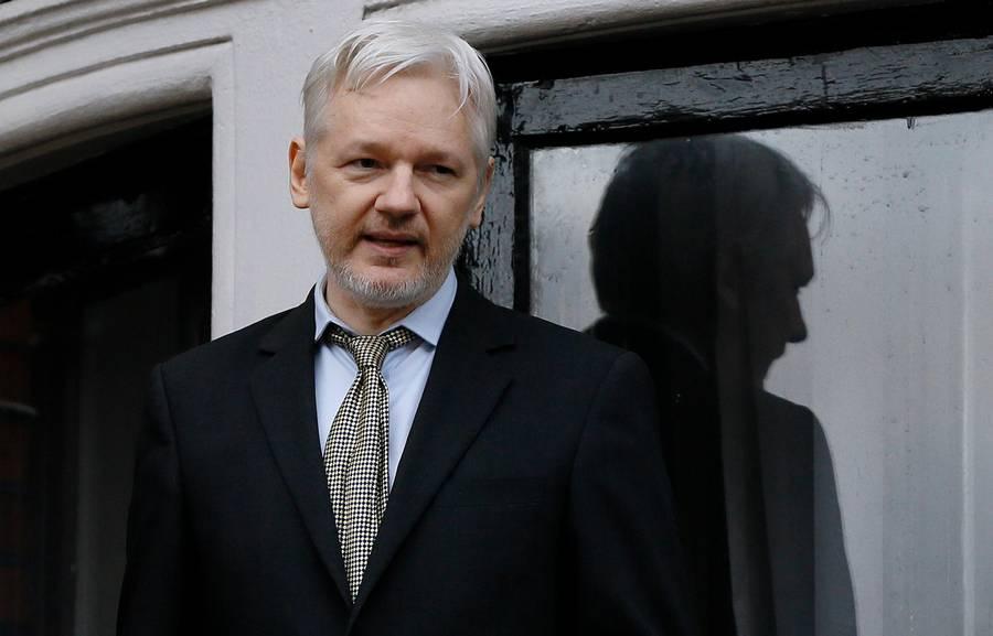 Julian Assange har ikke længere en svensk anklager på nakken. Arkivfoto: AP