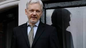 Julian Assange. (Foto: AP)
