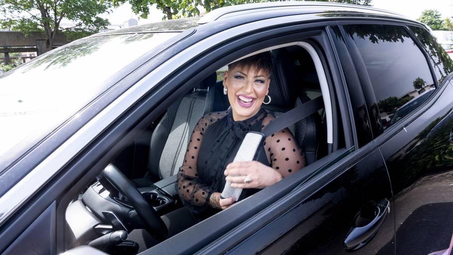 Betina Søgaard tog kontrollen, fordi hun nægter at ende med hængerøv som 60-årig. Foto: Linda Johansen