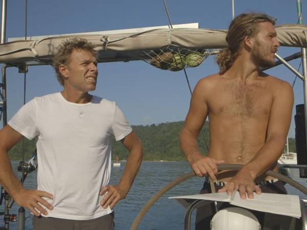 'Kurs mod Fjerne Kyster' blev fulgt af spændte tv-seere. Foto: Finn Hageman/TV2