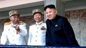 Foto: Det koreanske nyhedsbureau