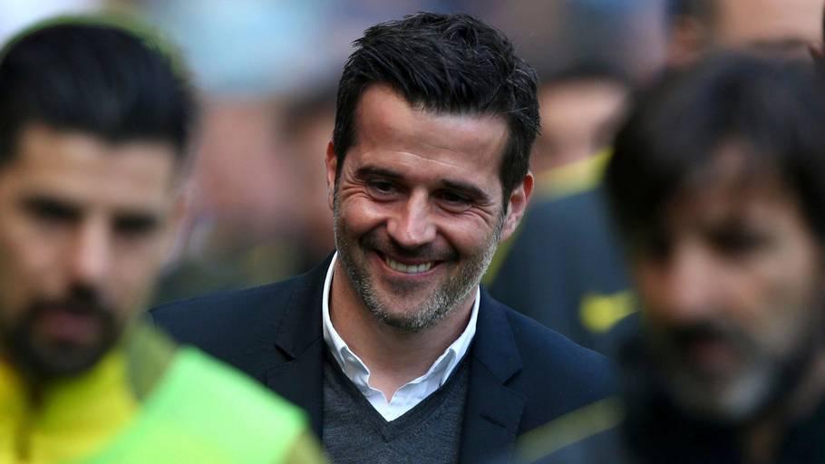 b98a7abe41b Marco Silva er ny Everton-manager. Foto: AP