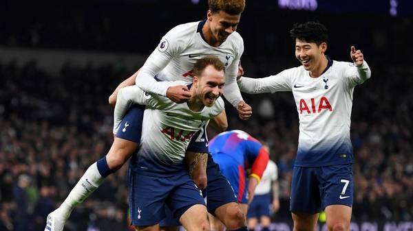 2ab58a3c Danny Rose mener, at det bliver vigtigt for Tottenham at holde på Christian  Eriksen i sommerens transfervindue
