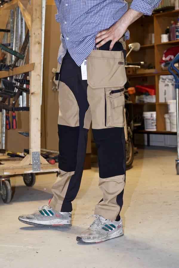 Bukser fra L. Brador. (Foto: Esben Skrumsager)