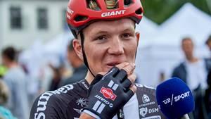 Søren Kragh Andersen kørte et fornemt Gent-Wevelgem, men topresultatet glippede nærmest på stregen. Foto: Claus Bonnerup.
