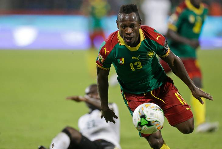 Bassogog var et kæmpe hit ved African Cup of Nations. Foto: AP