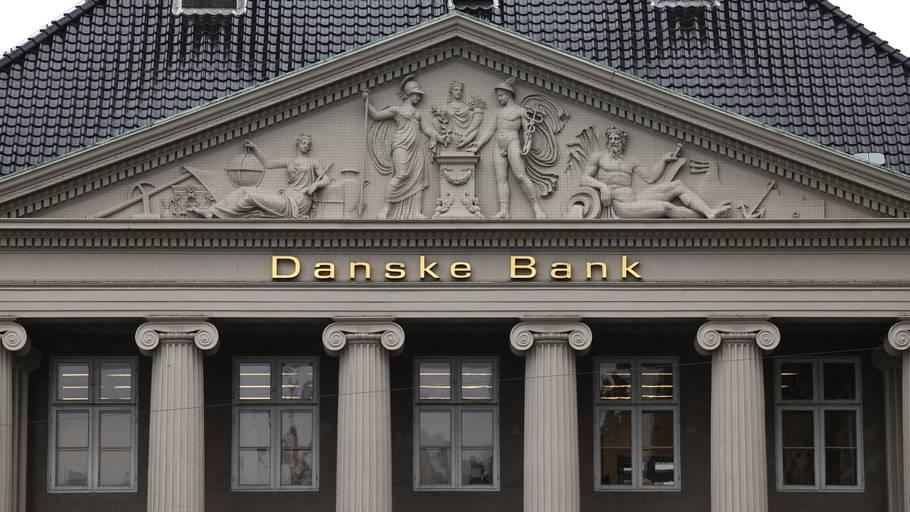 Bagmandspolitiet sigter Danske Bank for to potentielle overtrædelser af regler om markedsmisbrug. Foto: Jens Hartmann Schmidt