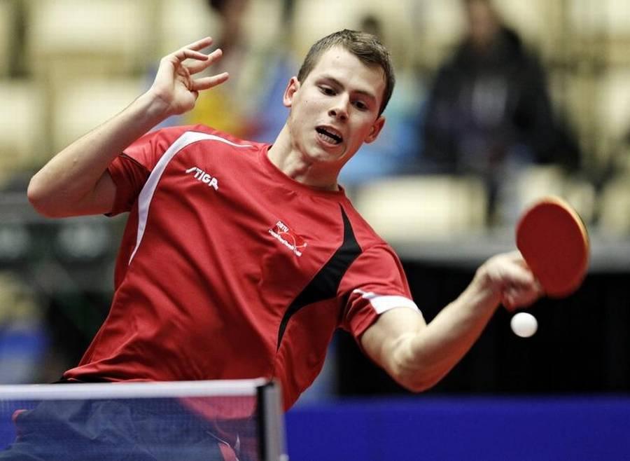 Jonathan Groth er færdig i German Open. (Foto: Jens Dresling)