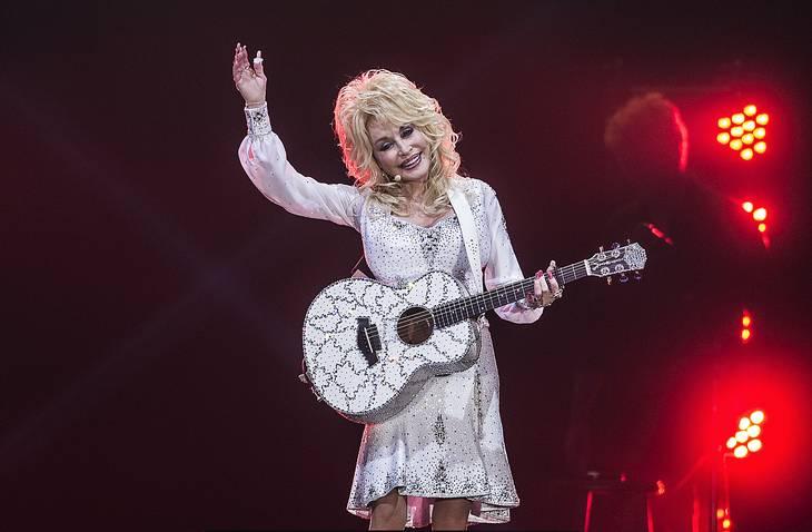 Dolly Parton har stadig en aktiv karriere og har ingen planer om pension foreløbigt. Foto: Mogens Flindt