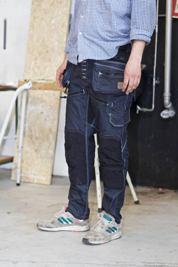 Bukser fra Blåkläder. (Foto: Esben Skrumsager)