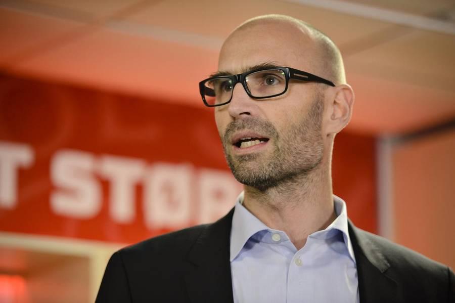 Claus Bretton-Meyer står i øjeblikket i spidsen for en organisation, der giver overskud. (Foto: Philip Davali)