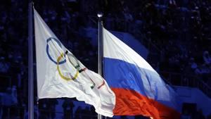 IOC opfordrer stadig til, at specialforbundene ikke afholder konkurrencer i Rusland. Foto: AP/Patrick Semansky