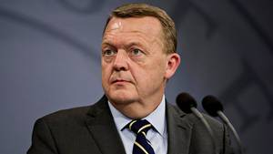 Lars Løkke Rasmussen. Foto: Tobias Nicolai, Polfoto