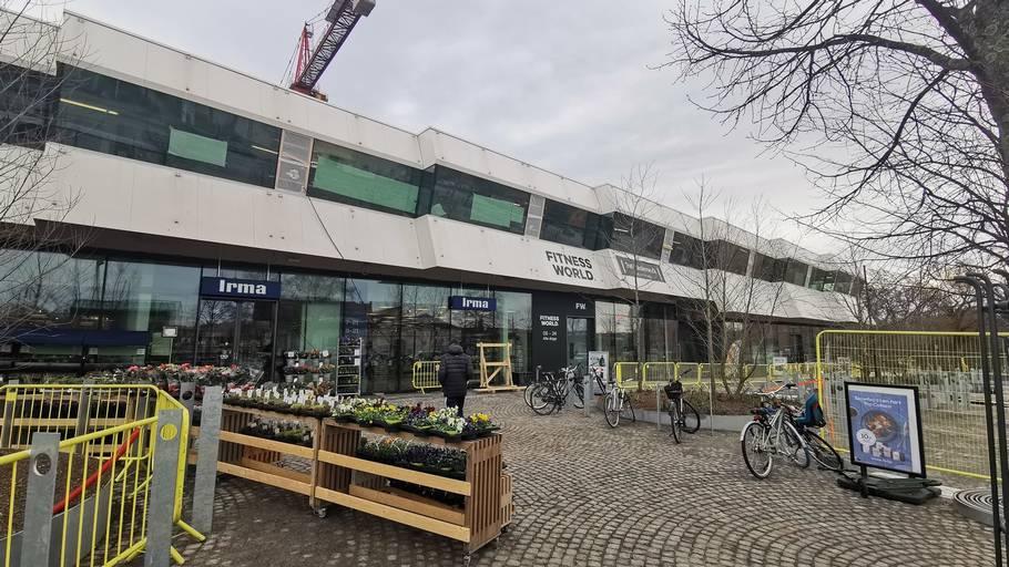 Det er denne bygning, som er kåret til Danmarks grimmeste nyere byggeri. Foto: Ditte Lunde