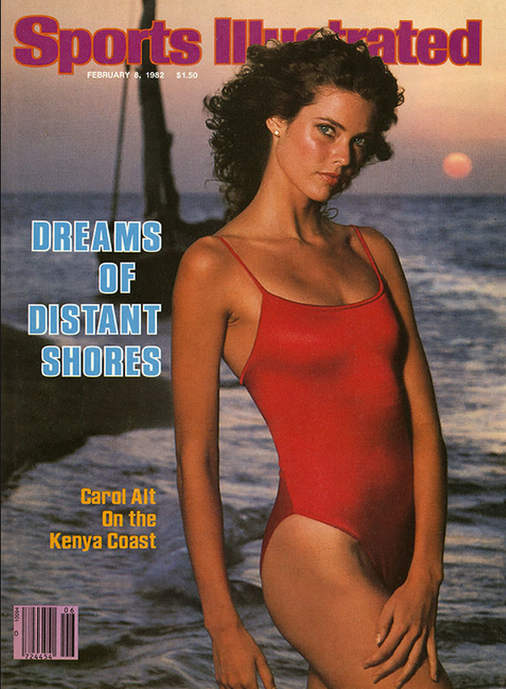 Sports Illustrated 1982.
