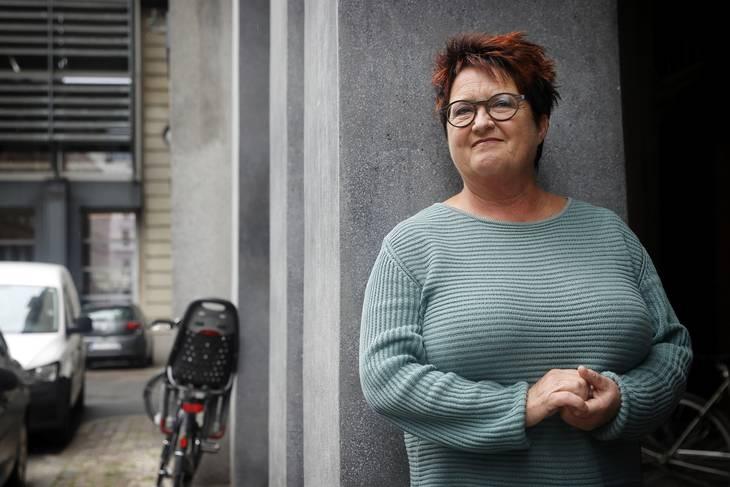 Karin Gaardsted er ikke ude efter de prostituerede, tværtimod, så vil hun beskytte dem efter sin sindsoprivende rundtur i sidste uge. Foto Jens Dresling