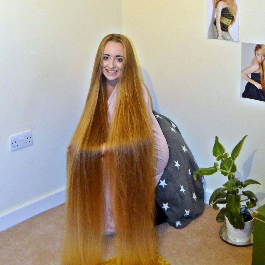 hvordan klipper man sit eget hår