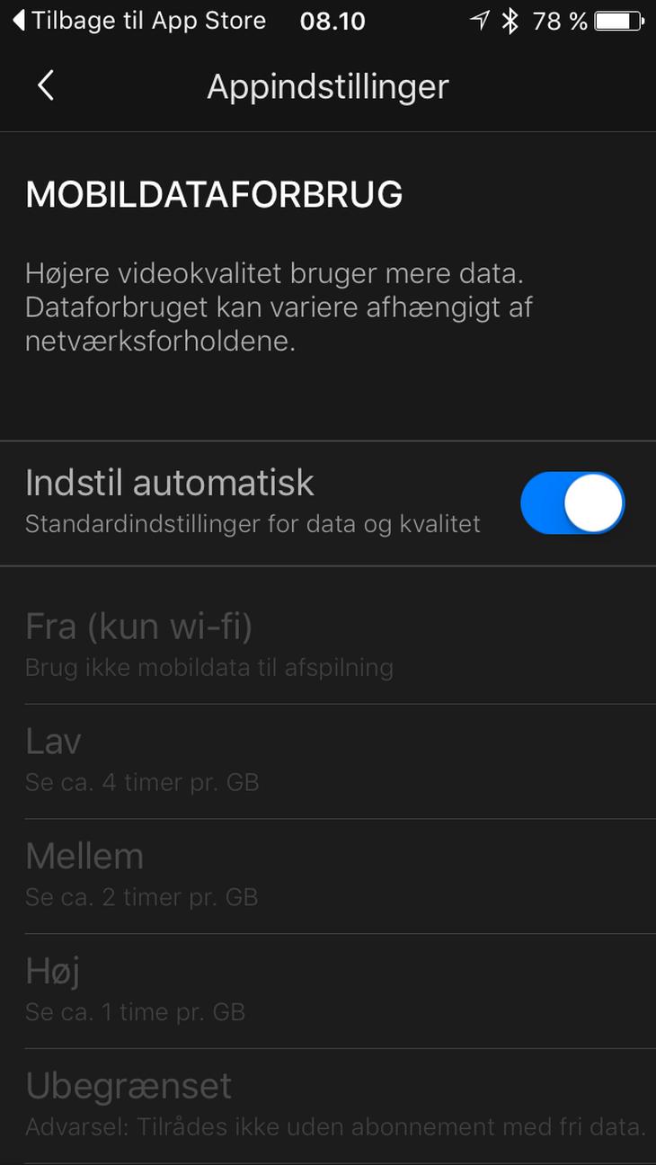netflix advarer mobilkunderne så meget data koster en times film