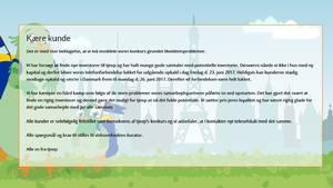 Sådan ser det ud på hjemmesiden.