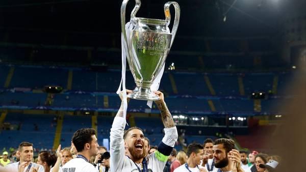 Sergio Ramos og Real Madrid er blandt de klubber, der nyder godt af UEFA's reglement. (Foto: AP)