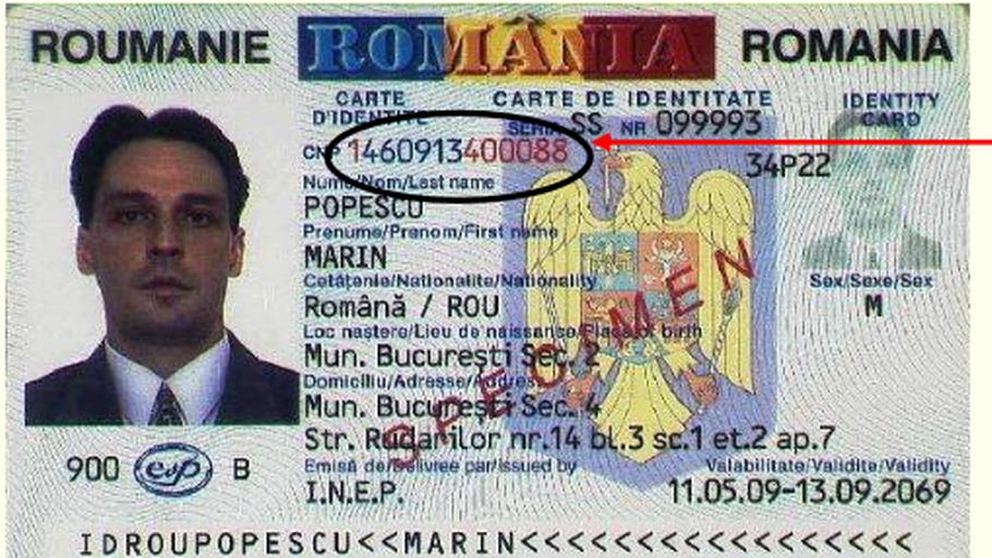 Falske rumænske identitetskort blev solgt til udviste og tilrejsende  kriminelle f3f2ac596c8b9