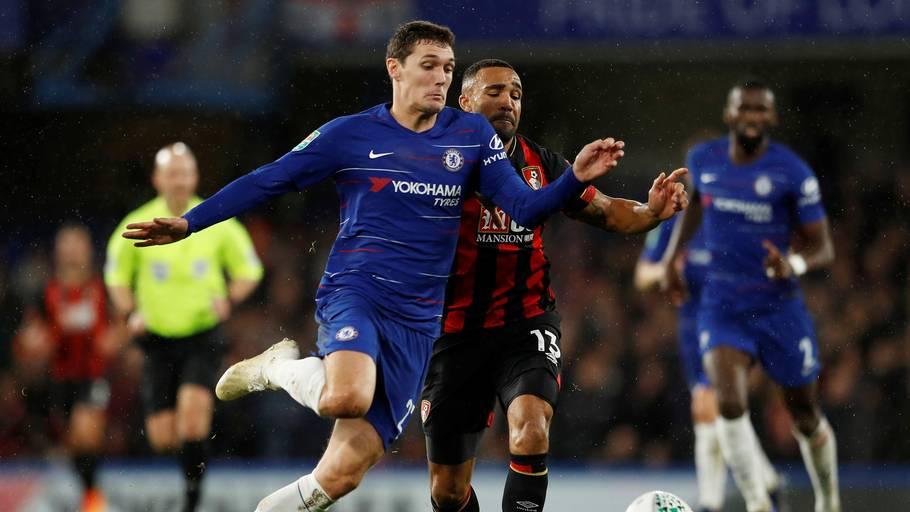 9129dd0e Andreas Christensen er stadig et aktiv for Chelsea, der ifølge Sky sports  ikke vil slippe