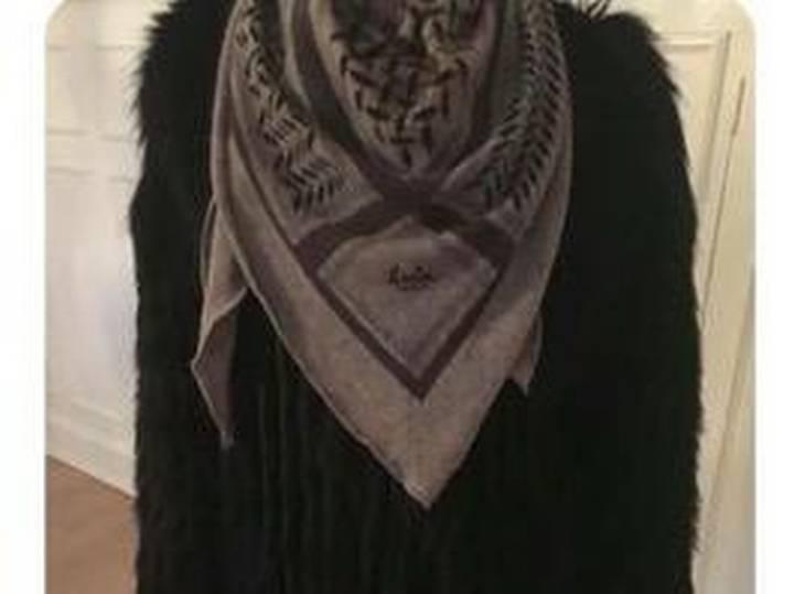 afa610c1229 Efterligning af lala berlin tørklæde