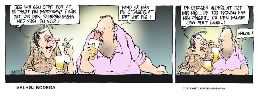 Ingemann stribe