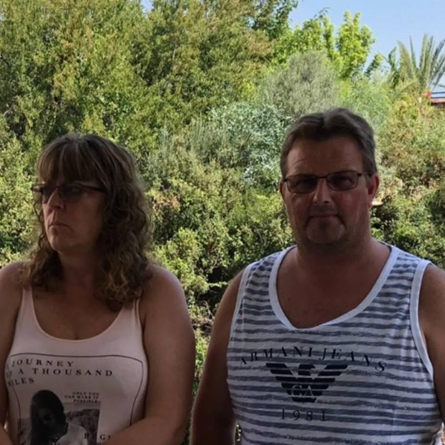Dansk Familie Strandet I Tyrkiet Uden Hotel Jeg Vil Aldrig