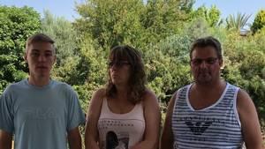 Dansk familie strandet i Tyrkiet uden hotel: - Jeg vil aldrig nogensinde bruge Spies igen
