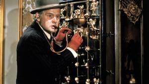 Egon iført sit klassiske udstyr. Foto: All Over