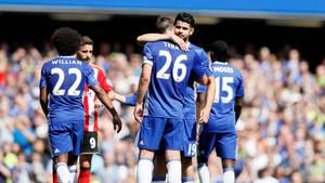Det er faldet mange eksperter og medier for brystet, at John Terry lod sig udskifte i det 26. minut af sin sidste Chelsea-kamp. Foto: AP Photo/Kirsty Wigglesworth