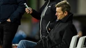 Lars Søndergaard vandt fredag aften sin blot anden Superliga-kamp siden august sammen med AaB. Foto: René Schütze