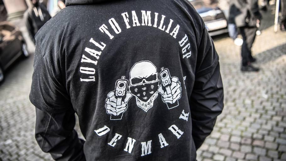 Selvom at banden er gjort forbudt, så er den langt fra færdig. Foto: Jakob Jørgensen