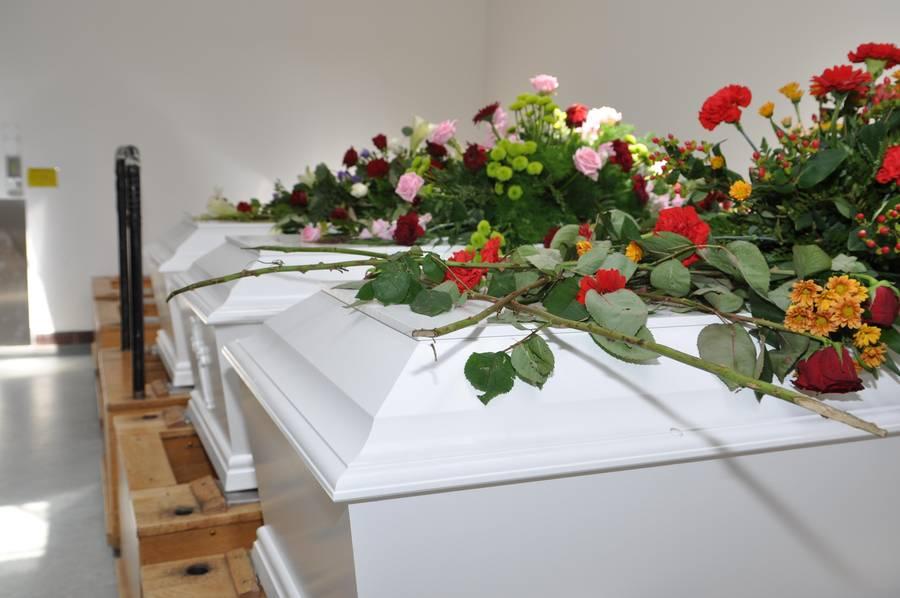 Snak om døden. Også selv om det gør ondt. Foto: Colurbox