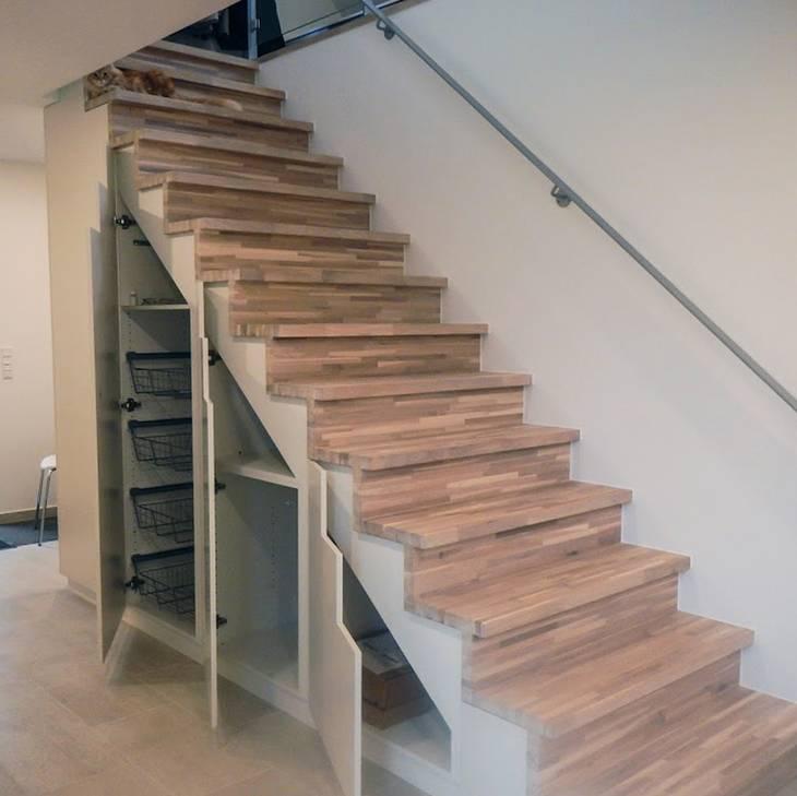 lav selv trappe