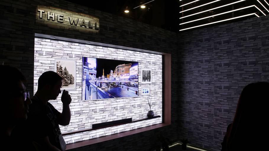 salg af fladskærms tv