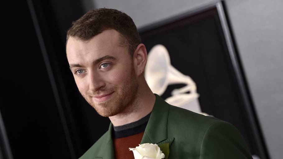 Sam Smith står bag megahits som 'Stay with Me', 'I'm Not the Only One' og 'Too Good at Goodbyes'. Foto: Evan Agostini/AP