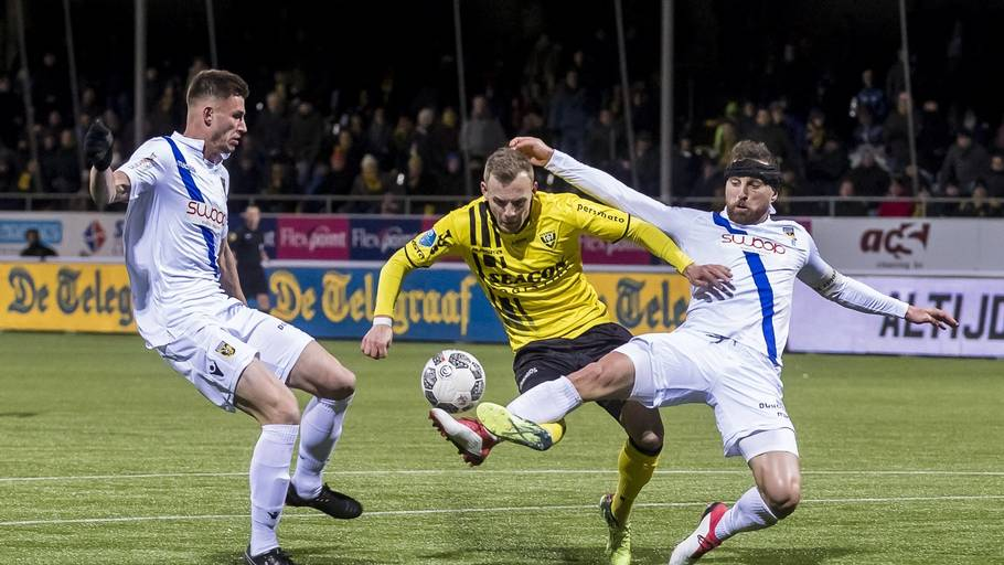 VVV-Venlo angriberen misser lørdagens kamp mod PSV. Foto: imago/Pro Shots/ All Over Press