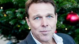 Tv-værten Mikkel Beha Erichsen glæder sig til juleaften. Foto: Linda Johansen