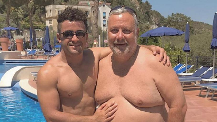 ældre mænd har homoseksuel køn