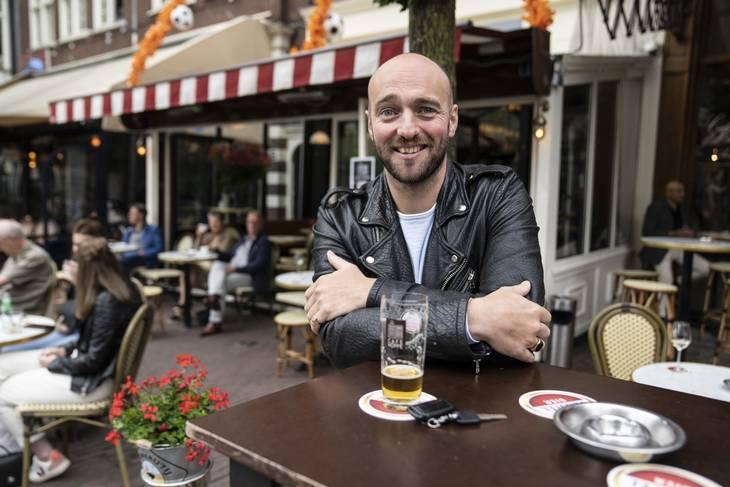 Rijcko Littooij håber, at Danmark når langt - bare helst ikke længere end Holland. Foto: Tariq Mikkel Khan
