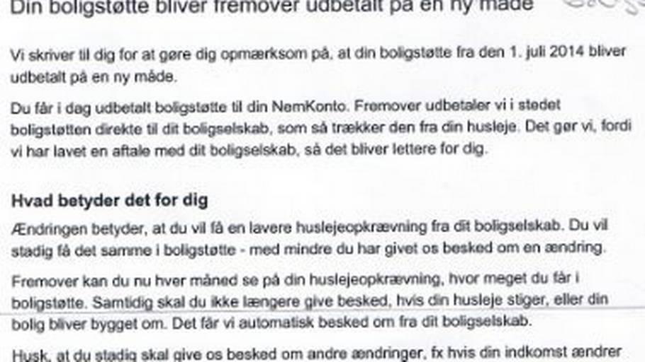 Vrede Lejere 50000 Får Ikke Udbetalt Boligstøtte Ekstra Bladet