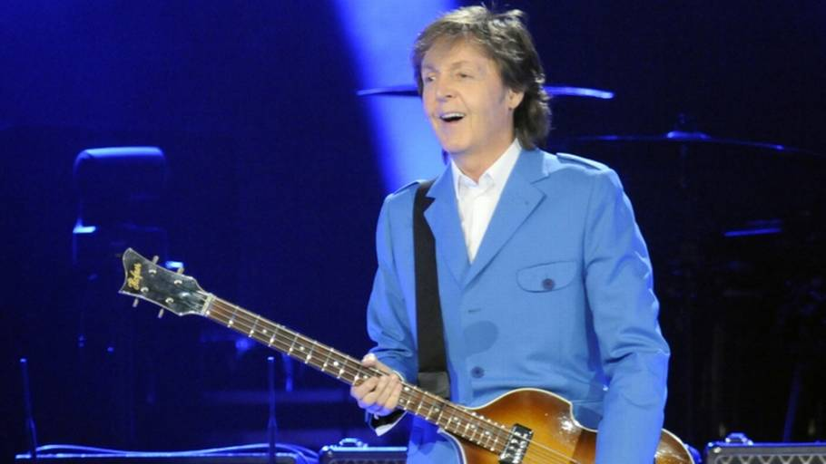 Sir Paul McCartney (Foto: AP).